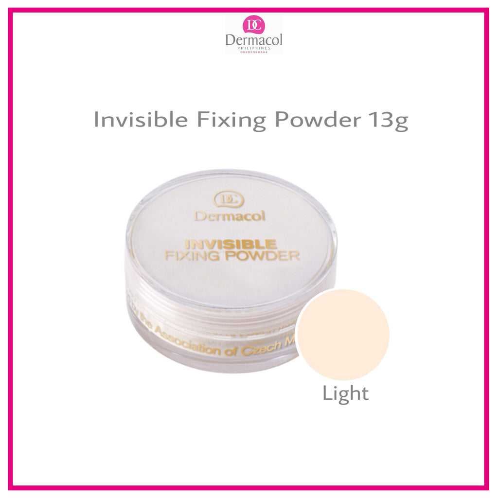 Invisible Fixing Powder - Light