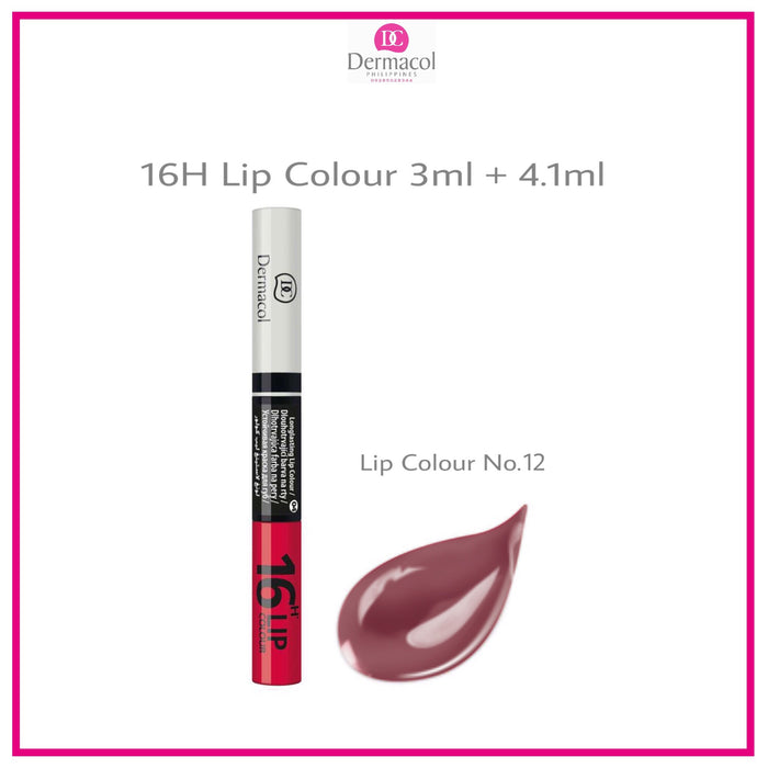 16H LIP COLOUR - No 12