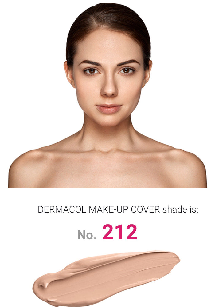 MAKE UP COVER - SHADE 212
