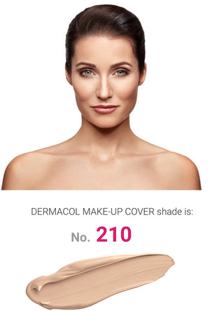 MAKE UP COVER - SHADE 210