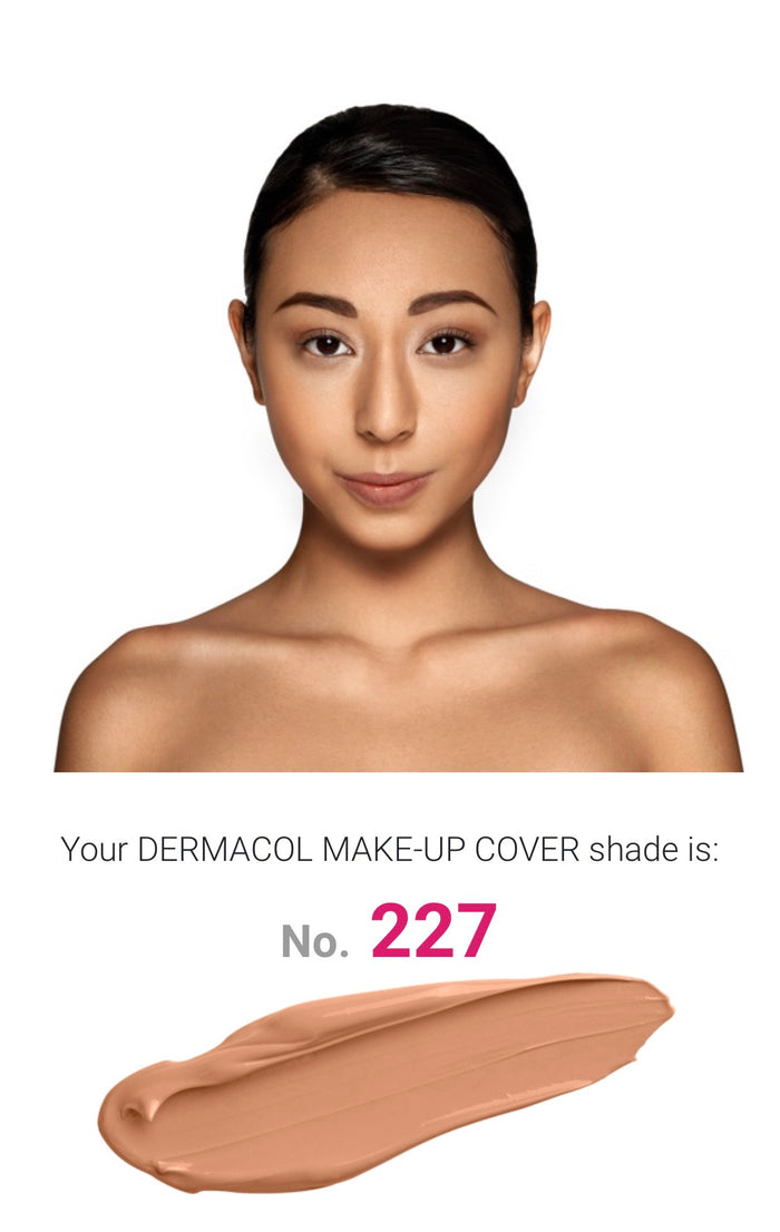 MAKE UP COVER - SHADE 227