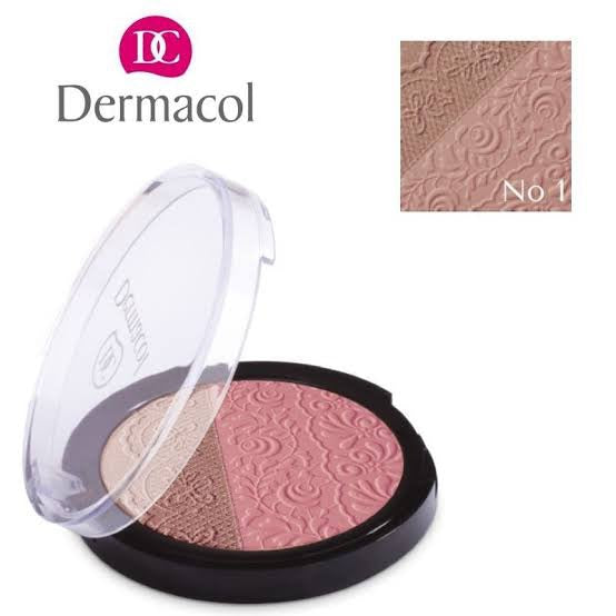 Duo Blusher No. 1