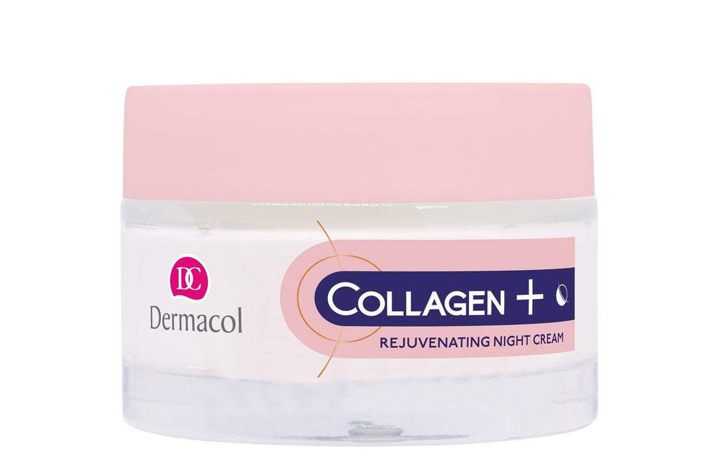 Collagen + Intensive Rejuvenating Night Cream