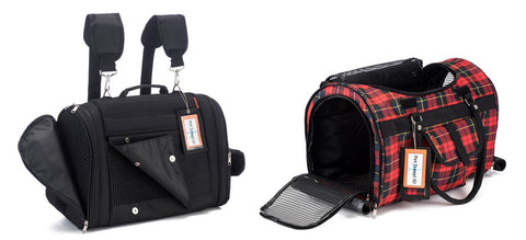 Prefer Pets Travel Gear 358 Hideaway Backpack 312 Hideaway Duffel