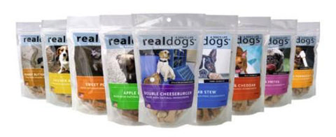 RealDogs Freeze Dried Dog Treats