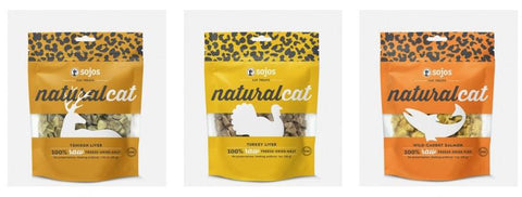 Sojos Natural Cat Freeze Dried Cat Treats