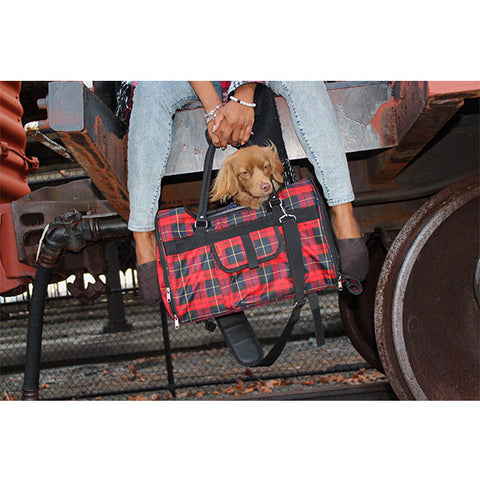312 Hideaway™ Duffel - Pet Carrier