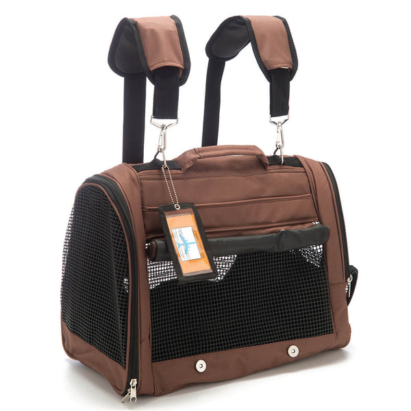 328 Pet Backpack XL - Pet Carrier - Prefer Pets Travel Gear
