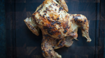Preserved Lemon and Thyme Roasted Chicken