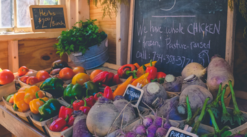 The Best Produce To Enjoy This Fall (& The Benefits of Eating Local!)
