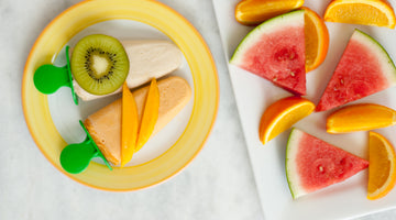 Biodynamic Fruit and Yogurt Ice Pops Recipe