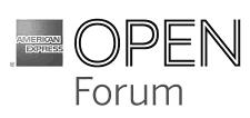 Amex open forum logo