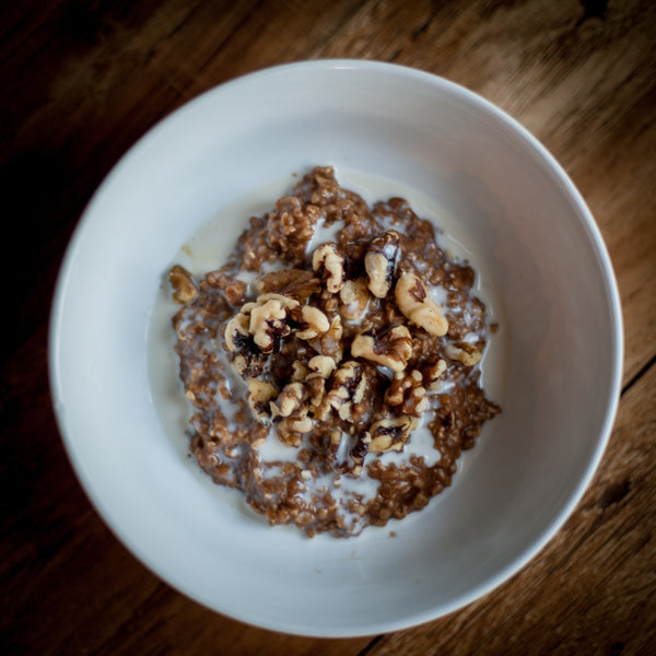 cacao quick oats