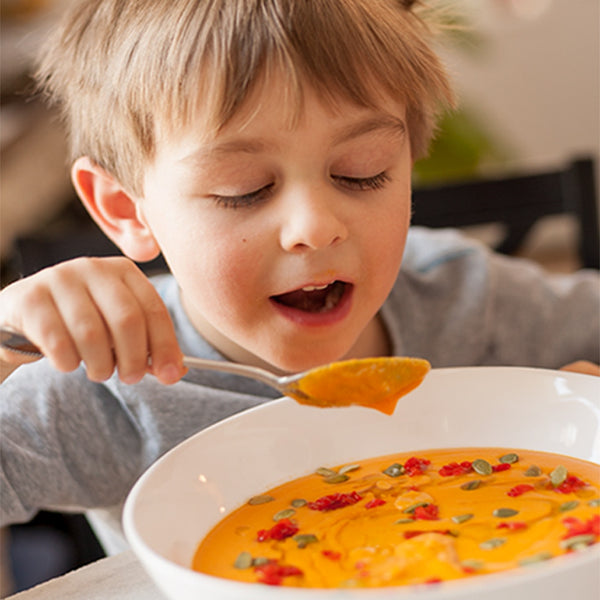 healthy kid friendly soups