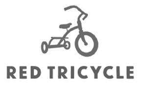 Red tricycle logo