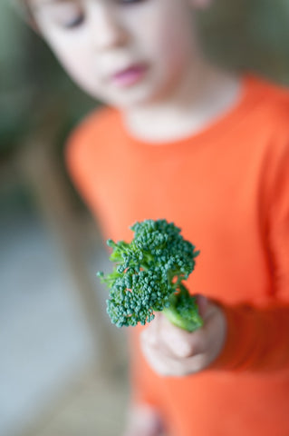 Getting Kids To Eat Veggies