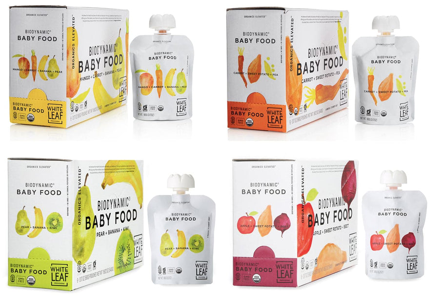 The Biodynamic® Baby Food Bundle