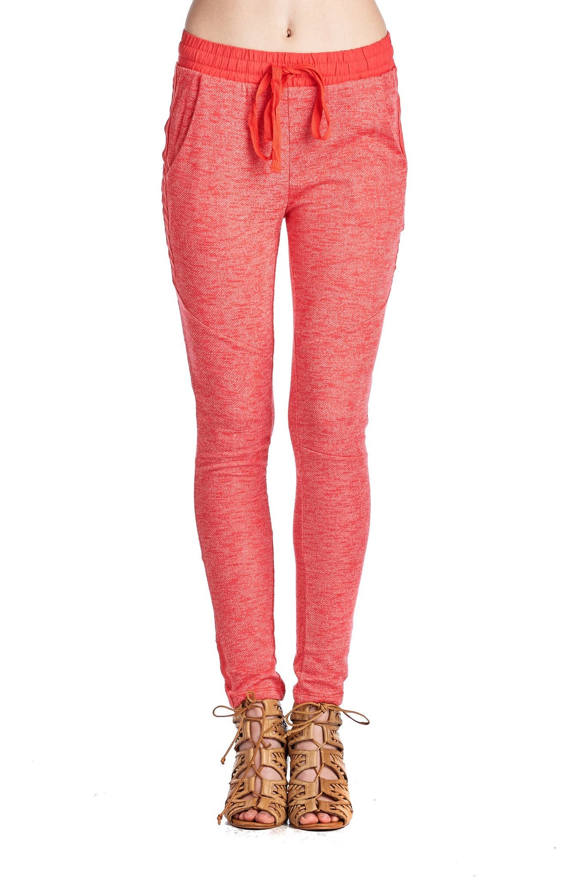 Women's Tri-Blend French Terry Sweatpants