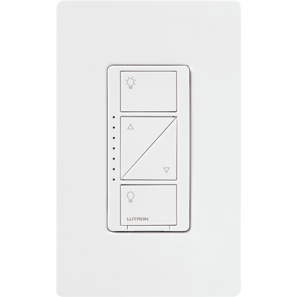 Lutron Caseta Wireless Smart Lighting Dimmer Switch and Remote Kit image 684024168468
