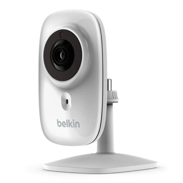 Belkin® NetCam HD+ Wi-Fi Camera