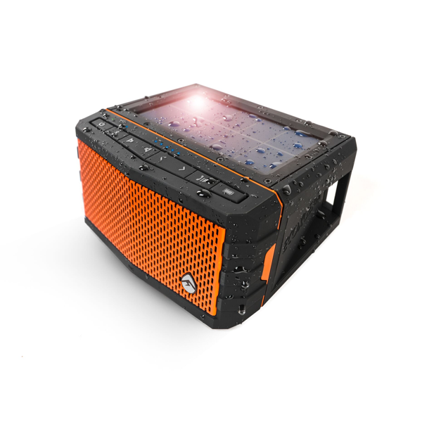 ECOXGEAR® Sol Jam Solar Powered Speaker image 27295336917