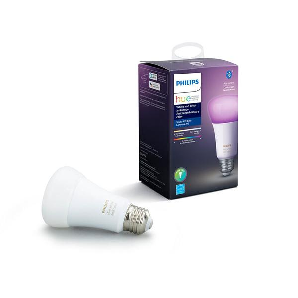 Philips Hue E26 Multi-Color 1-Pack