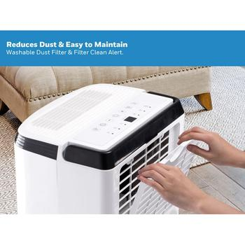Honeywell 70-Pint Energy Star Dehumidifier for Larger Rooms image 14594469888115