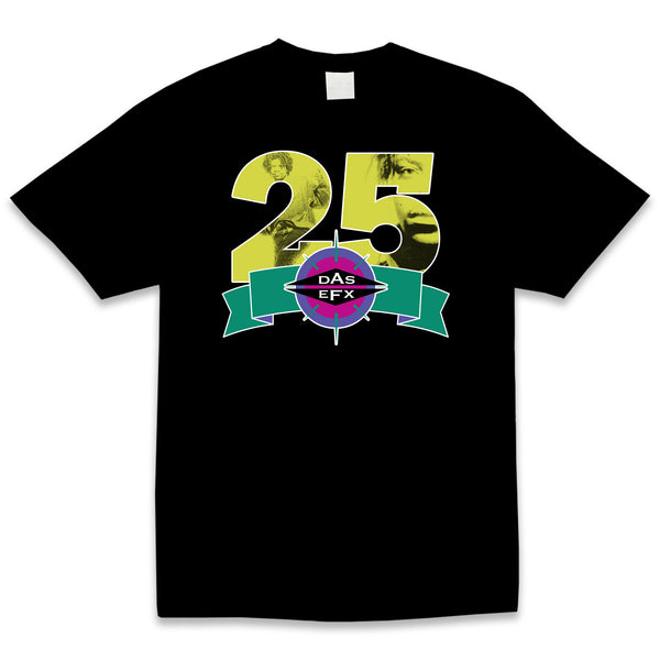DAS EFX - 25th Anniversary t-shirt