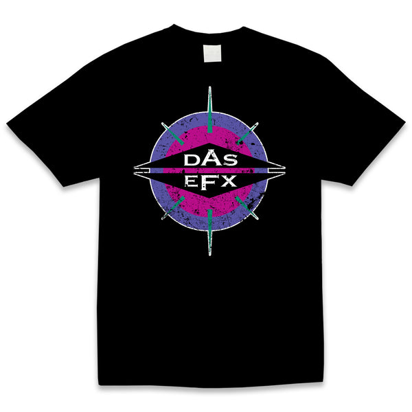 DAS EFX - '92 distressed logo t-shirt