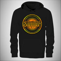 More Than Just Sugar - Mens Hoodie w/Gold + Glitter Logo