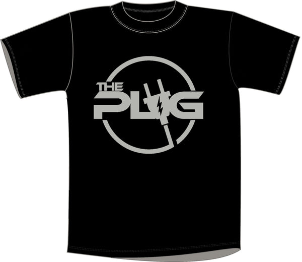 The Plug T-shirt (Silver)