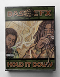 "DAS EFX ""Hold It Down"" Double Album Special Edition (pre-order)"