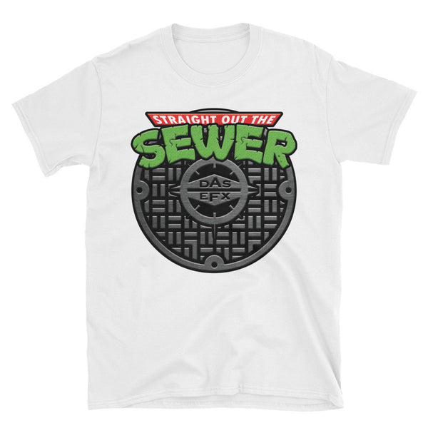 "DAS EFX ""Straight Out The Sewer"" Mashup T-Shirt"