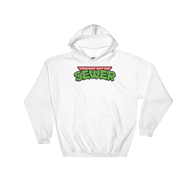 "DAS EFX ""Straight Out The Sewer"" Mashup Hoodie"