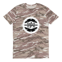 DAS EFX dusted camouflage t-shirt