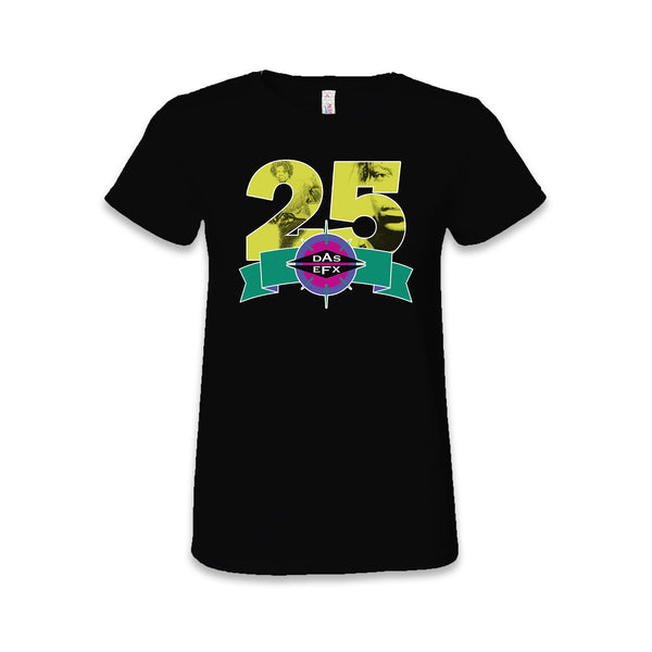 DAS EFX - 25th Anniversary women's t-shirt