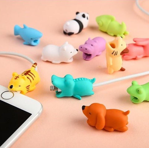 ANDROID CHARGER ANIMAL CABLE COVER