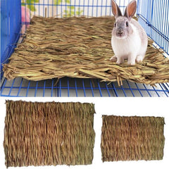 Grass Mat for Pet Rabbit Cage | Bunny Supply Co