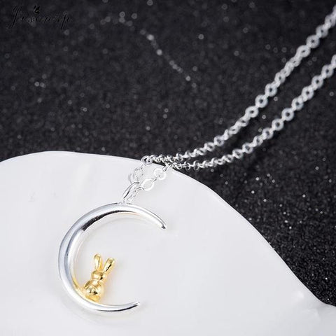 bunny rabbit necklaces on sale online 2019 - womens or girls jewelry from bunny supply co.
