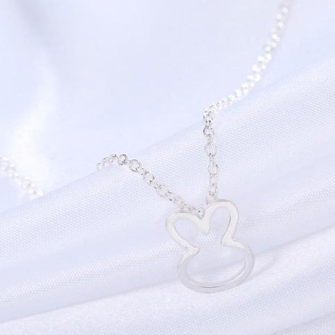 cute bunny rabbit necklaces on sale online free shipping
