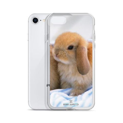 Cute bunny iphone 6 6plus 7 7plus 8 8plus phone cases
