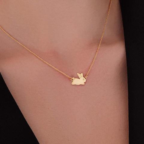 bunny necklaces or rabbit rings or bracelets for sale online - Bunny Supply Co