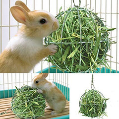 hay toy for pet rabbits bunnies play products