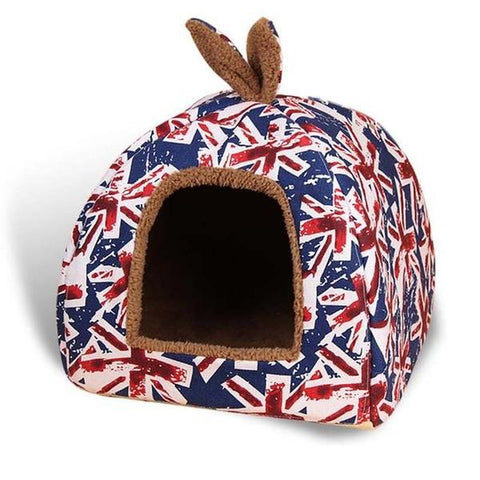 portable pet rabbit house