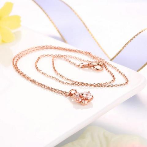 cute pet necklaces or jewelry with rabbits or bunnies on sale online 2019