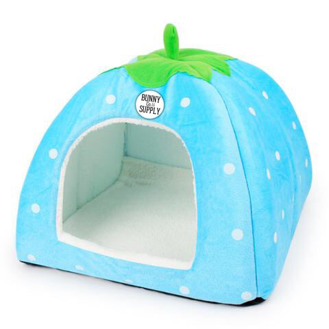 Portable Indoor Pet Bunny Rabbit House