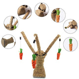 Hanging Treat Toy for Bunnies & Rabbits - Bunny Supply Co.