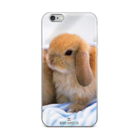 Cute Baby Bunny iPhone Case - Bunny Supply Co.