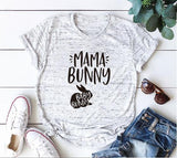 """Bunny Mama"" Women's T-Shirt - Bunny Supply Co."