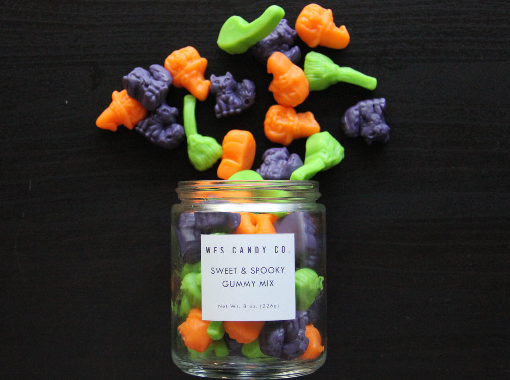 Sweet & Spooky Gummy Mix